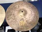 "Meinl Byzance 14"" Benny Greb Signature Sand hi-hat pair Cymbal B14SAH"